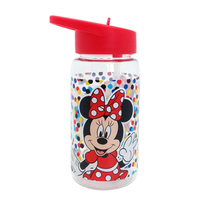 Disney - Minnie Rocks The Dots Tritan Water Bottle (500ml) - Cover