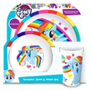My Little Pony - Characters Dinner Set (3pc)