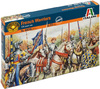 Italeri - 1/72 - French Warriors - 100 Years War (Plastic Model Kit)