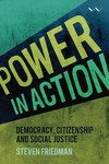 Power In Action - Steven Friedman (Paperback)