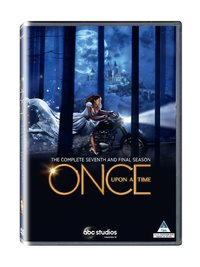 Once Upon A Time - Season 7 (DVD)