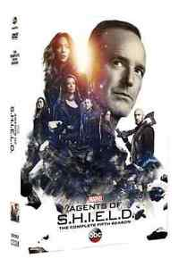 Marvel Agents of S.H.I.E.L.D. - Season 5 (DVD) - Cover