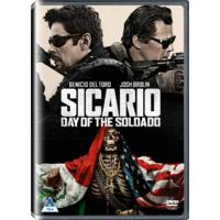 Sicario : Day Of The Soldado (DVD)