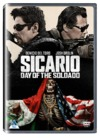 Sicario: Day Of The Soldado (DVD) Cover