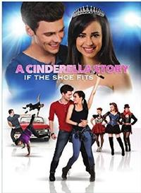 A Cinderella Story: If the Show Fits (DVD) - Cover