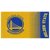 NBA - Golden State Warriors Crest Fade Flag