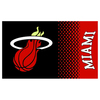 NBA - Miami Heat Crest Fade Flag