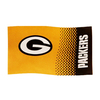 NFL - Green Bay Packers Crest Fade Flag