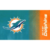 NFL - Miami Dolphins Crest Fade Flag