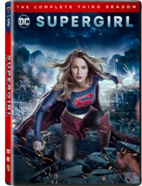 Supergirl - Season 3 (DVD)