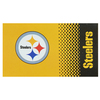 NFL - Pittsburgh Steelers Crest Fade Flag