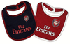Arsenal F.C. - Baby Bib (Pack of 2)