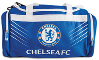 Chelsea - Spike Crest Holdall Bag - Cover