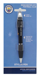 Manchester City - Light up Stylus Ballpoint Pen