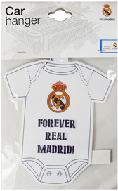 590792e5c Real Madrid - Kit Baby On Board Sign - Merch Online