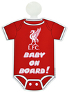 Liverpool - Kit Baby On Board Sign