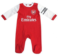 Arsenal F.C. - Sleepsuit (3-6 Months) - Cover
