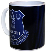 Everton - Halftone Mug - Cover