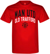 Manchester United - Mens T-Shirt (Small) Cover