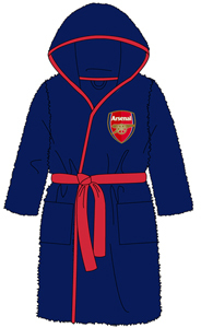 Arsenal F.C. - Kids Bath Robe (3-4 Years) - Cover