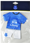 Everton - Mini Kit Hanger