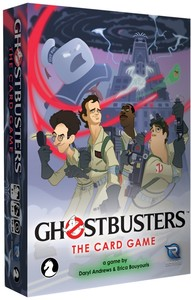 Ghostbusters: The Card Game (Card Game) - Cover