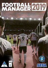 Football Manager 2019 (PC/Mac) - Cover