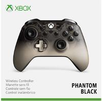 Microsoft - Xbox Wireless Controller - Phantom Black Special Edition (Xbox One/Win 10 PC)