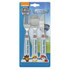 Paw Patrol - Characters Cutlery Set (3pc)
