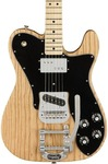 Fender Limited Edition '72 Telecaster Custom Electric Guitar with Bigsby Vibrato (Natural)