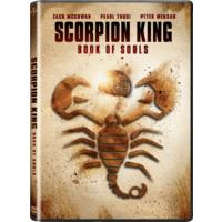 Scorpion King: Book of Souls (DVD)