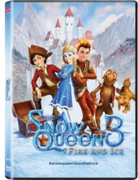 Snow Queen 3: Fire & Ice (DVD)