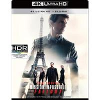 Mission Impossible 6: Fallout (4K UHD + Blu-ray)