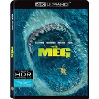 The Meg (4K Ultra HD + Blu-ray)