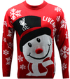 Liverpool - Novelty Christmas Jumper (Small)