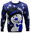 Chelsea - Novelty Christmas Jumper (Large)