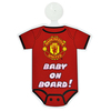 Manchester United - Kit Baby On Board Sign