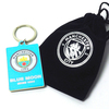 Manchester City - Blue Moon Keyring In Velvet Gift Bag