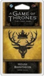 A Game of Thrones: The Card Game (Second Edition) - House Baratheon Intro Deck (Card Game)