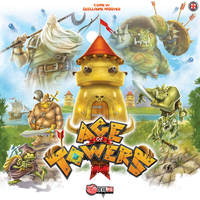 Age of Towers (Board Game) - Cover