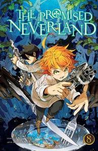 The Promised Neverland 8 - Kaiu Shirai (Paperback) - Cover