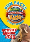 Ripley's Fun Facts & Silly Stories Activity Annual 2019 - Ripley (Hardcover)