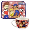 Paw Patrol - Characters Mug and Placemat Set Cover