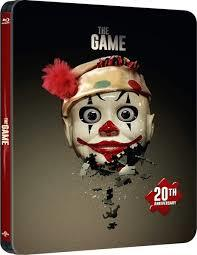 The Game (1997) (Blu-ray) - Cover