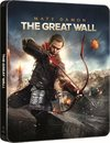 The Great Wall (3D & 2D Blu-ray)