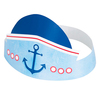 Unique Party - Nautical 1st Birthday Hats (Pack of 6) Cover
