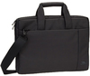 Rivacase 8221 Central Series 13.3 Inch Notebook Briefcase (Black)