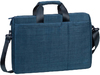 Rivacase 8335 Biscayne Series 15.6 Inch Notebook Briefcase (Blue)
