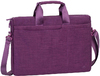 Rivacase 8335 Biscayne Series 15.6 Inch Notebook Briefcase (Purple)
