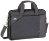 Rivacase 8231 Central Series 15.6 Inch Notebook Briefcase (Black)